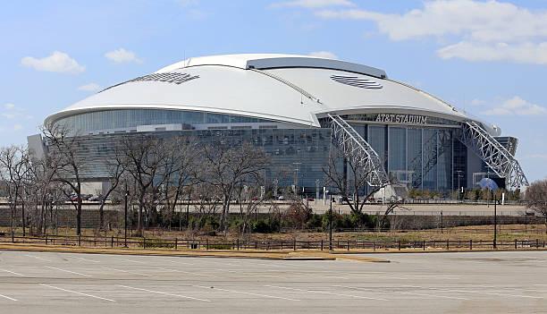 AT&T Stadium stock photo