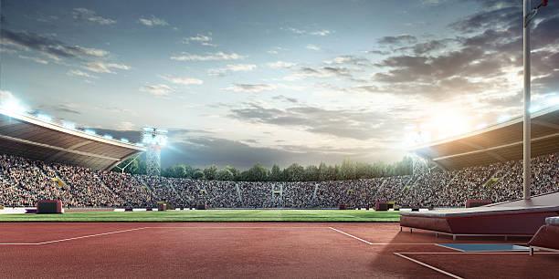 オリンピック競技場 - スタジアム ストックフォトと画像