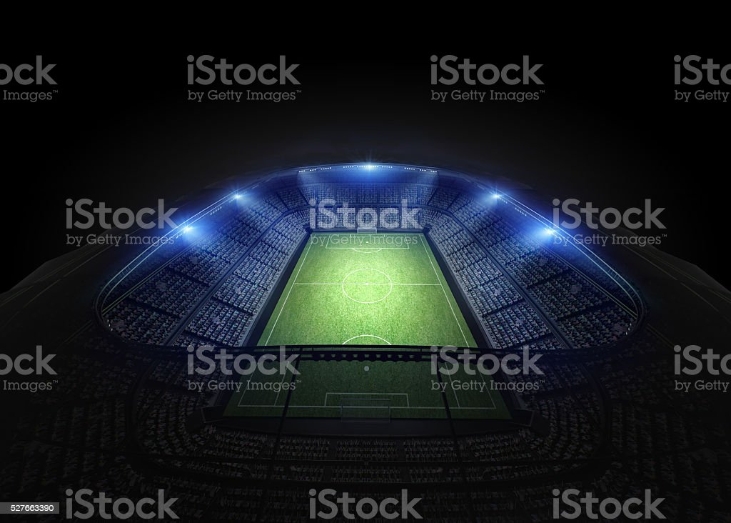 Estádio - foto de acervo
