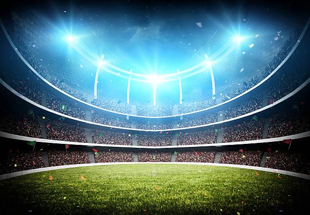 Cтоковое фото Стадион