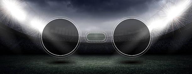 stadium score concept - scoring stock photos and pictures