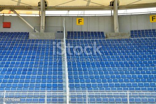 171581046istockphoto Stadium Seats (Click for more) 174770449