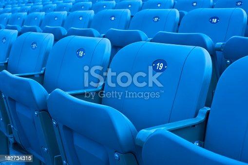 171581046istockphoto Stadium seats. 182734315