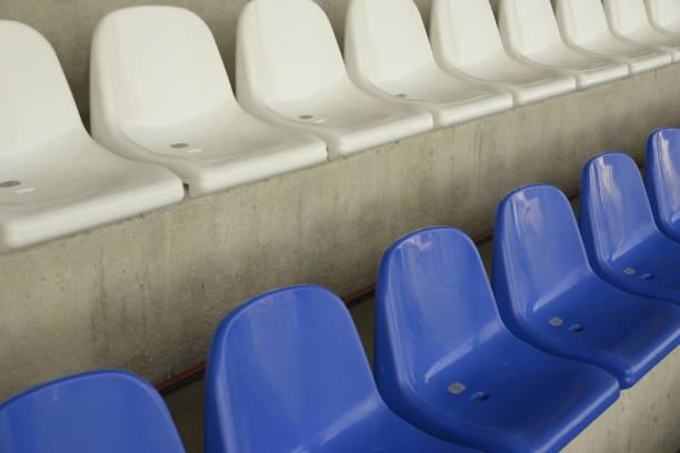 Stadiontribünen – Foto