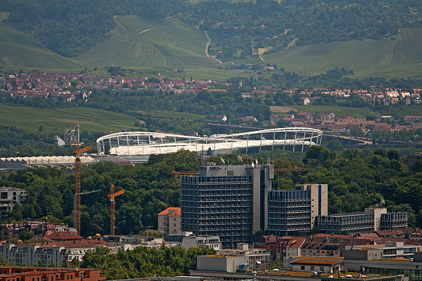 Royalty Free Mercedes Benz Arena Stuttgart Pictures, Images and ...