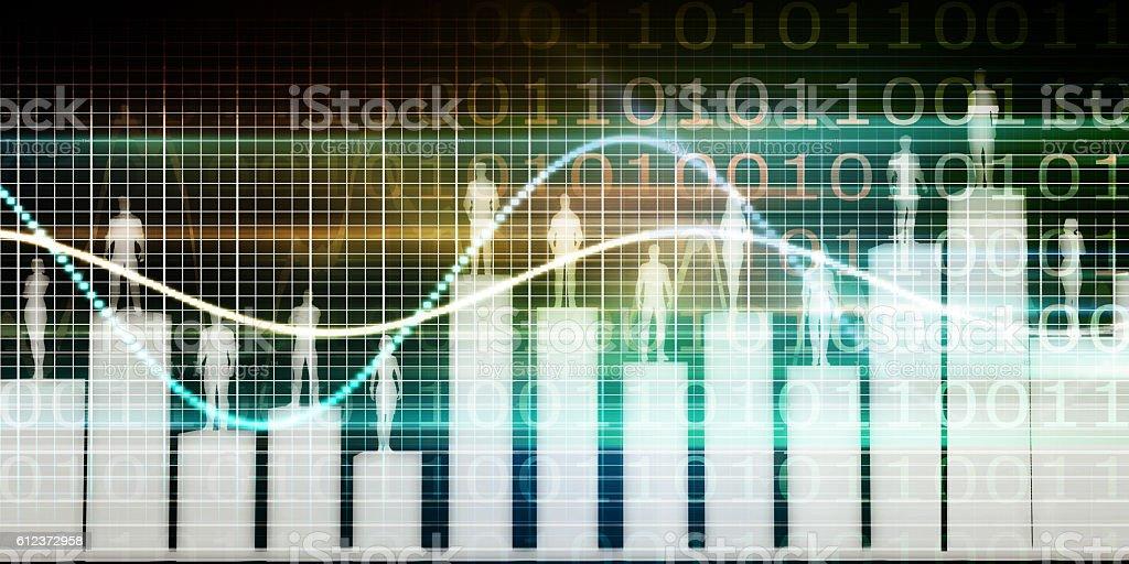 Staff Performance Appraisal stock photo