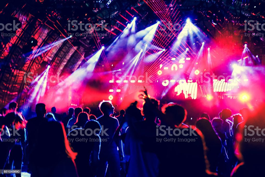 Stage background royalty-free stock photo