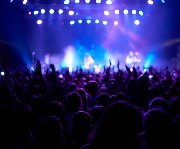 stage, concert light. - kręgowiec zdjęcia i obrazy z banku zdjęć