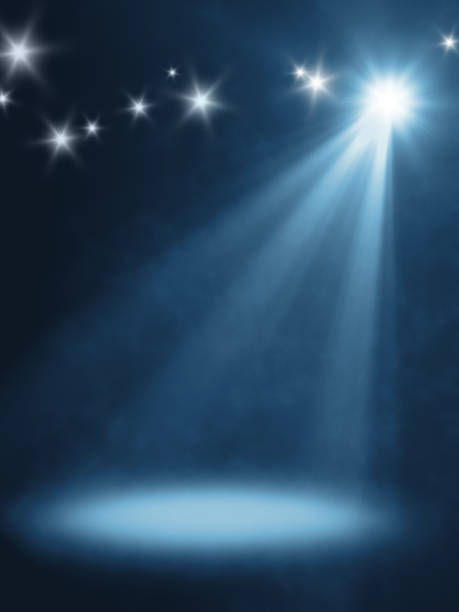 stage light - spot lit stock pictures, royalty-free photos & images
