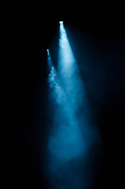 """Stage lights """"Stage lights, concert"""" stage light stock pictures, royalty-free photos & images"""