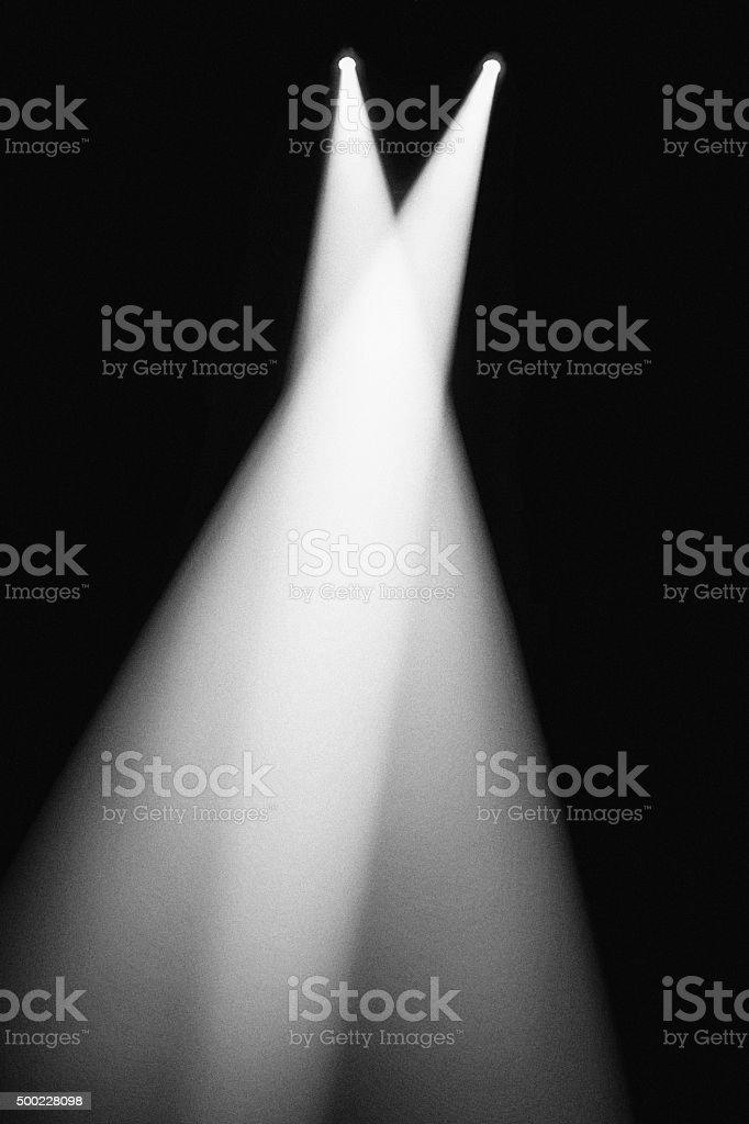 Etap światła zbiór zdjęć royalty-free