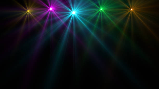 stage lights - stage light stock pictures, royalty-free photos & images