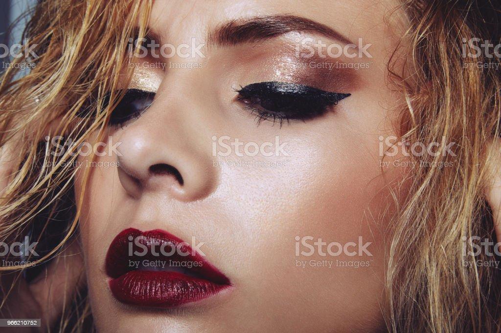 Stage make-up – Foto