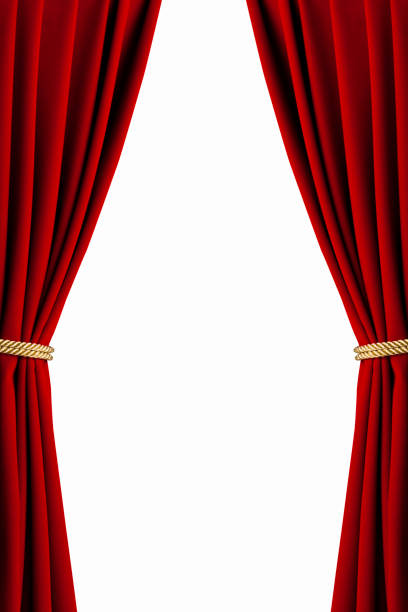 stage - curtain stock pictures, royalty-free photos & images