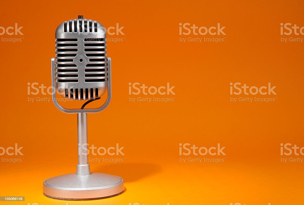 Stage Right stock photo