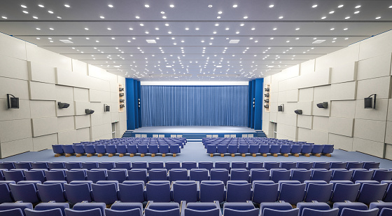 Stage theater