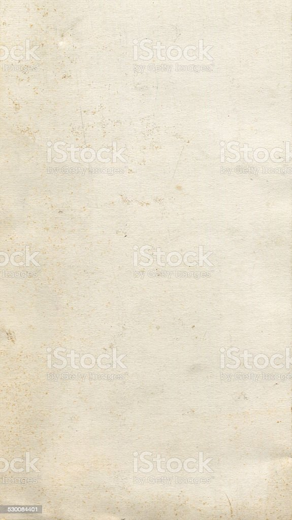 Stain paper texture stock photo