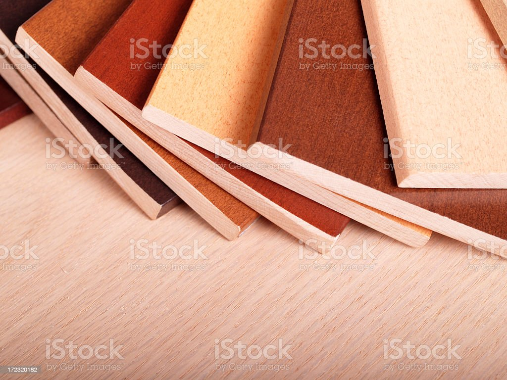 stain swatches royalty-free stock photo