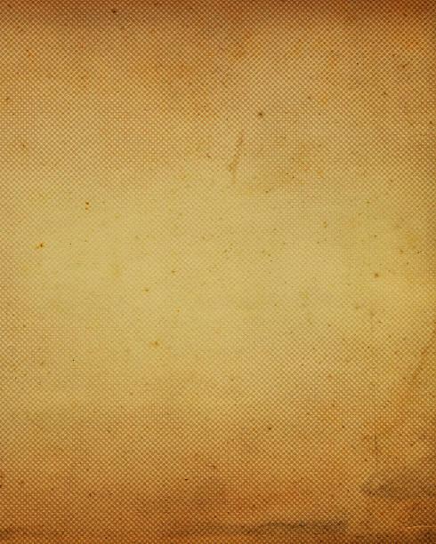 Coloré papier antique avec demi-teinte - Photo