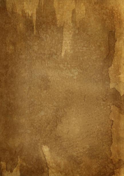 Gebärftes braunes Papier Textur – Foto