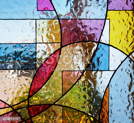 istock Stained Glass 523614131