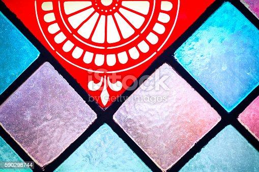 Stained Glass-foton och fler bilder på Andlighet