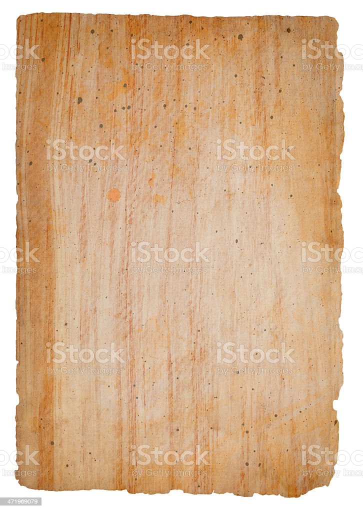 Stained old background stock photo