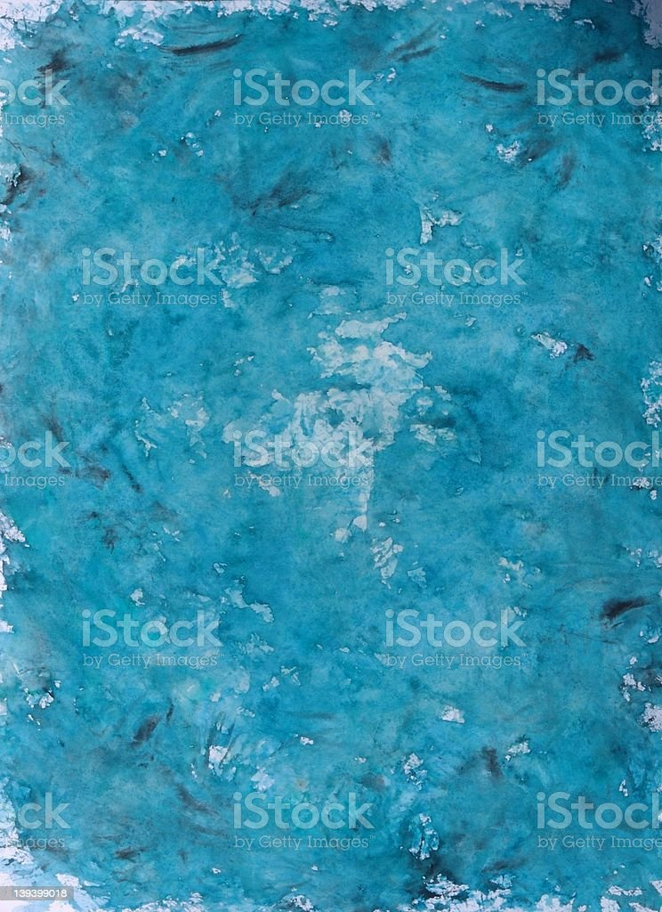 Stained paper texture royalty-free stock photo