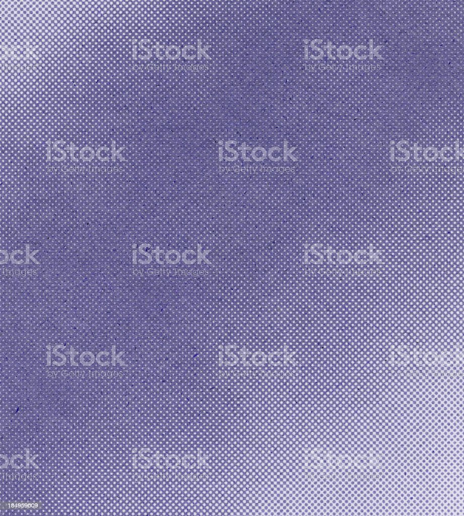stained textured paper with halftone royalty-free stock photo