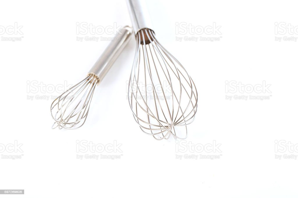 stainless balloon whiskon white background Lizenzfreies stock-foto