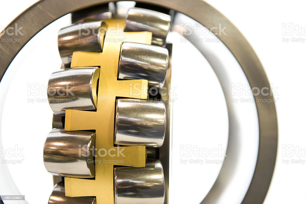 stainless steal bearing royalty-free stock photo