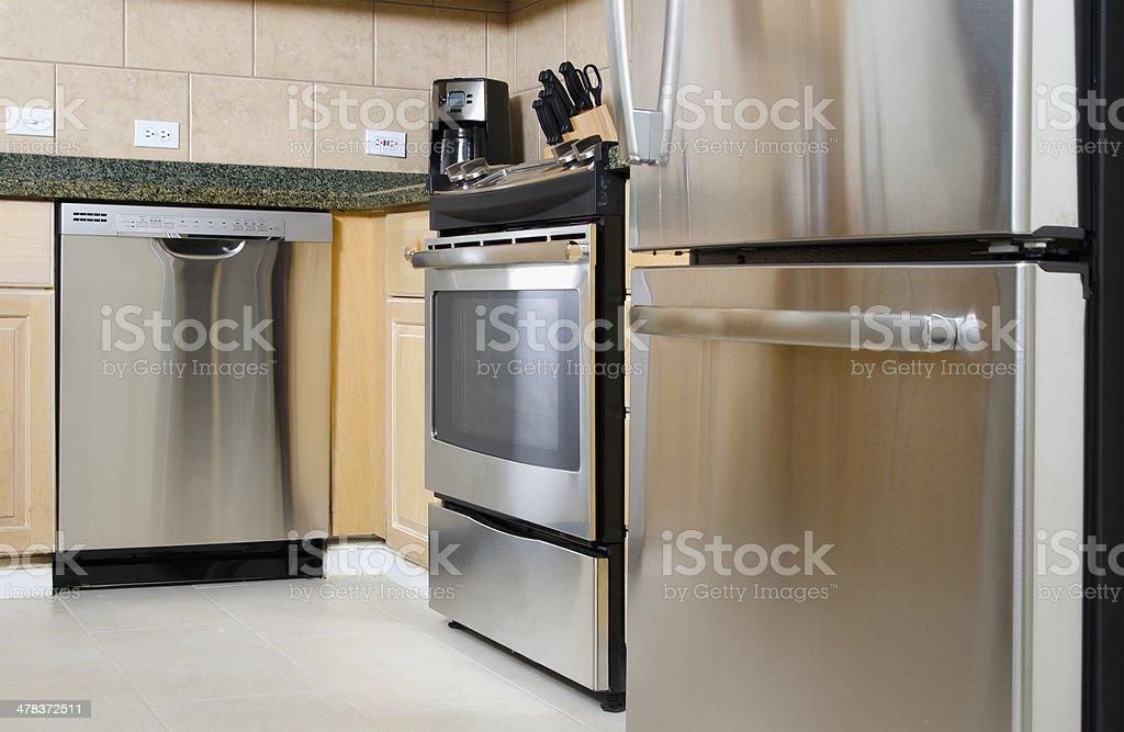 Küchengeräte Aus Edelstahl Stock-Fotografie und mehr Bilder von ...