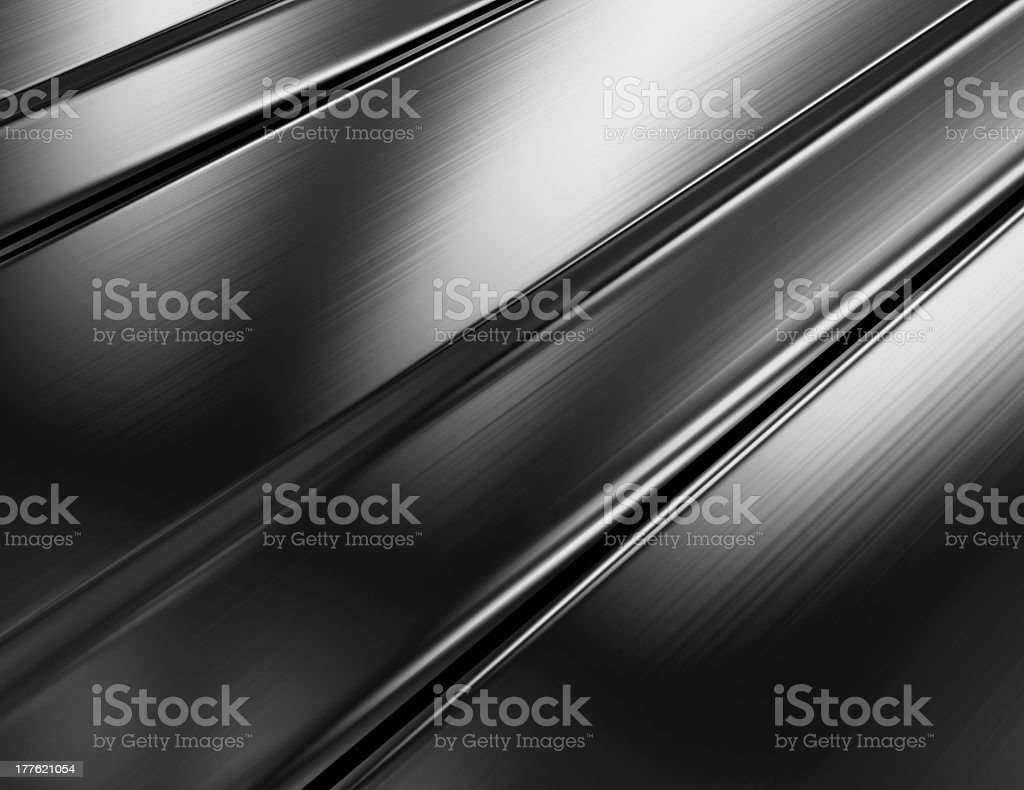 Stainless steel Background stock photo