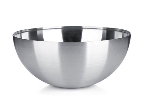 Stainless Steel Bowl 照片檔及更多 不銹鋼 照片