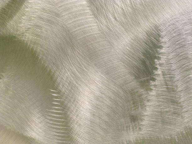 spazzolato sfondo in acciaio inossidabile - acquaforte foto e immagini stock