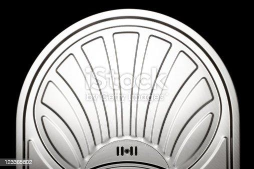 istock Stainless Steel pattern 123365802