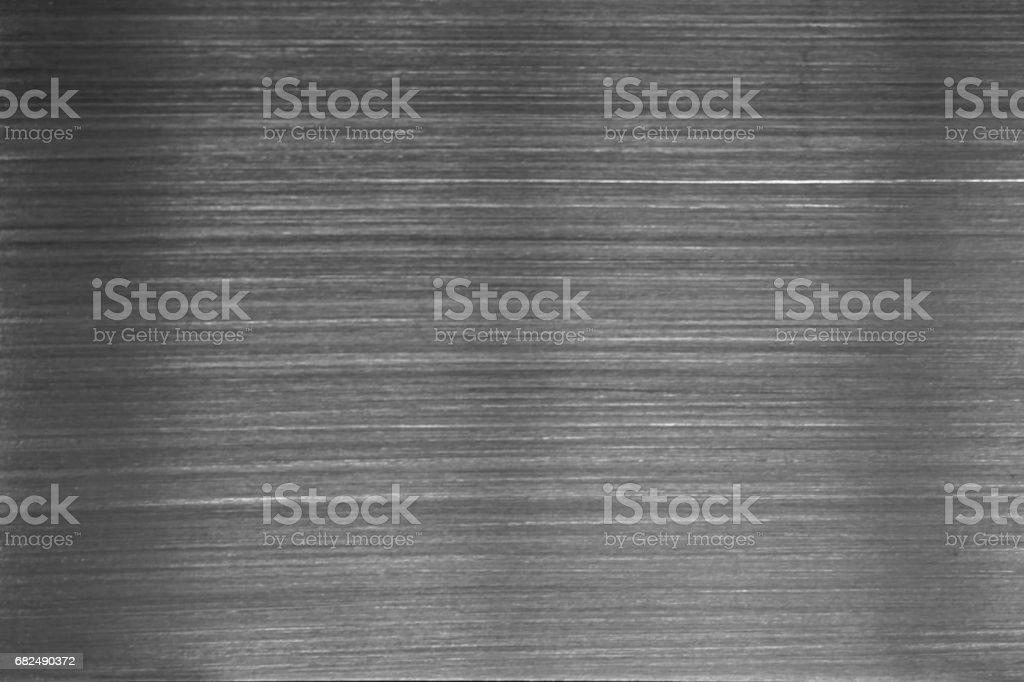 Paslanmaz çelik doku arka plan royalty-free stock photo