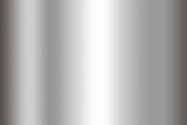 текстурный фон из нержавеющей стали. блестящая поверхность металлического листа. - блестящий стоковые фото и изображения