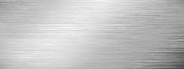 stainless steel texture - surface level stock photos and pictures