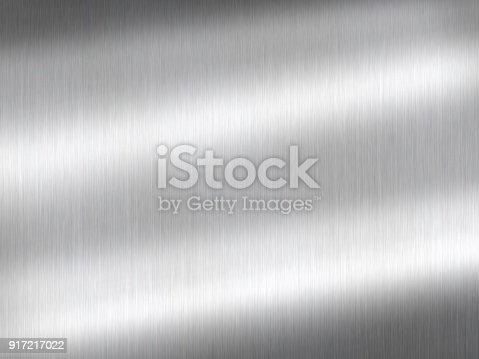 istock Stainless steel texture 917217022