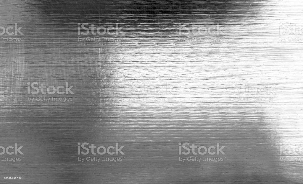 ステンレス鋼の質感  - まぶしいのロイヤリティフリーストックフォト