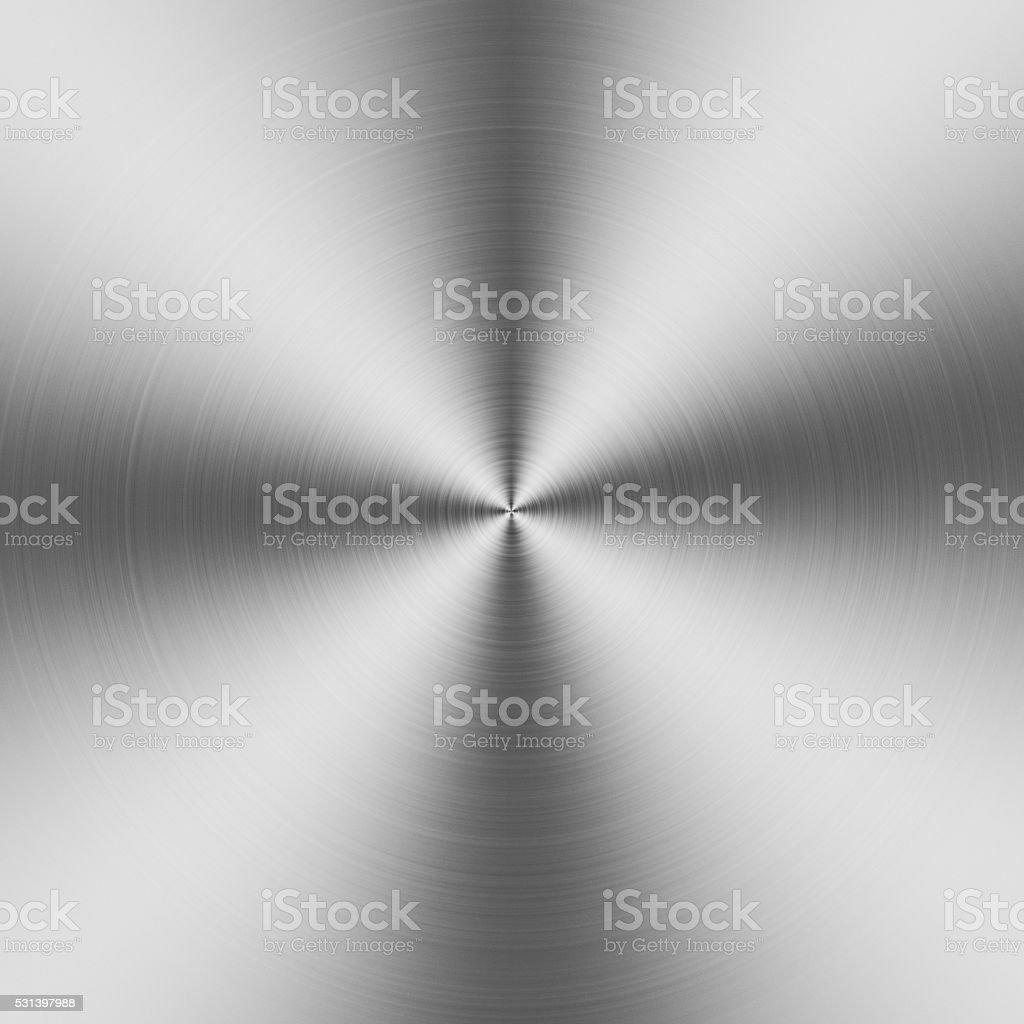 Stainless steel texture shine stock photo