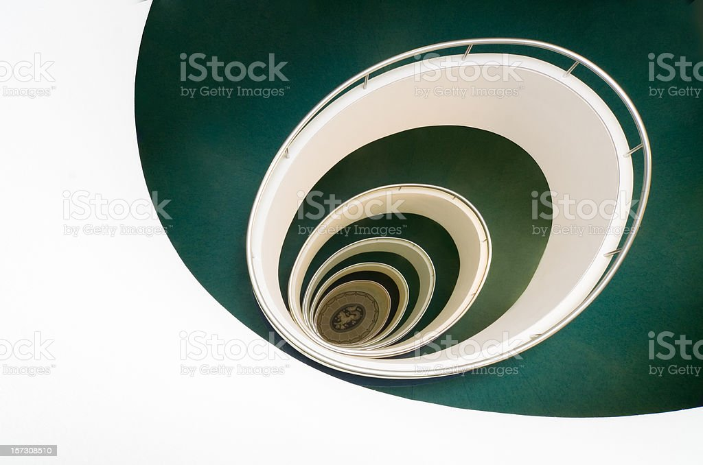 stair one royalty-free stock photo
