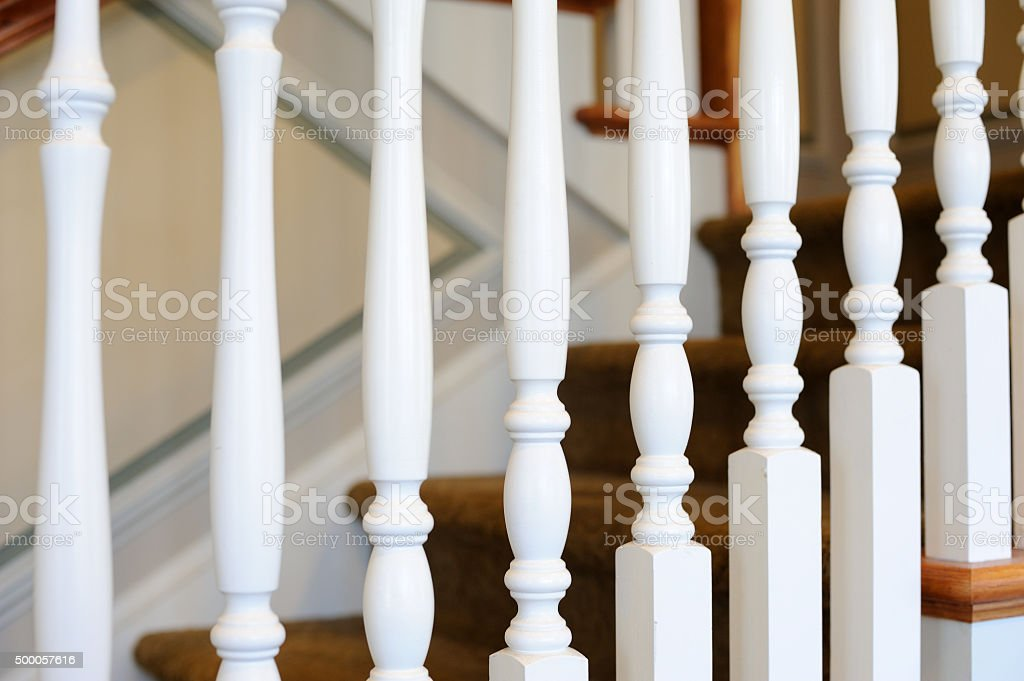 Stair stock photo