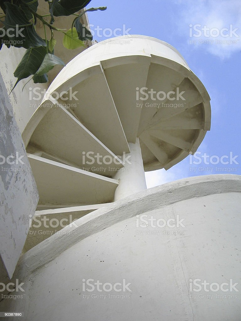 stair royalty-free stock photo