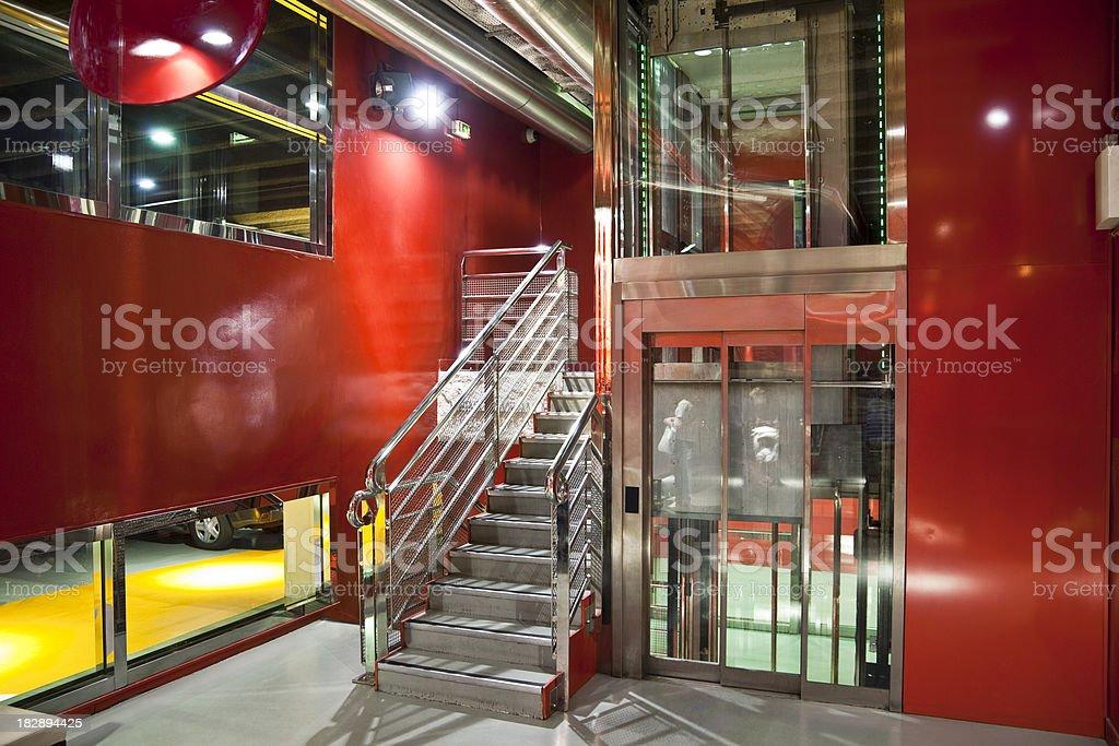 detail product underground cheap garage elevator floor deeoo buy lift car