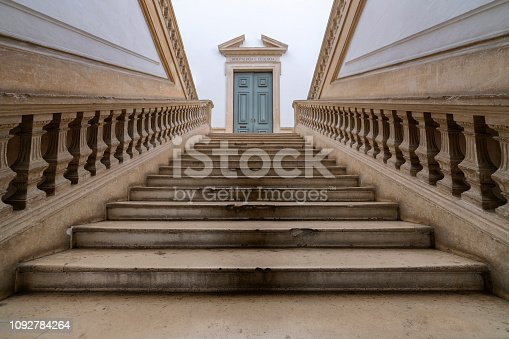 istock Staircase at The University of Coimbra 1092784264