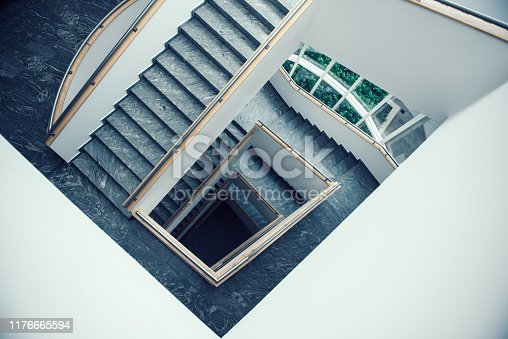 istock staircase in public places 1176665594