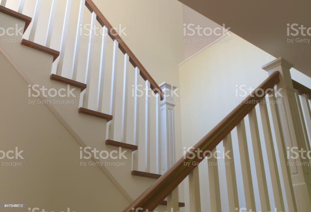 Photo de stock de Intérieur Escalier Escaliers Classique Moderne En ...