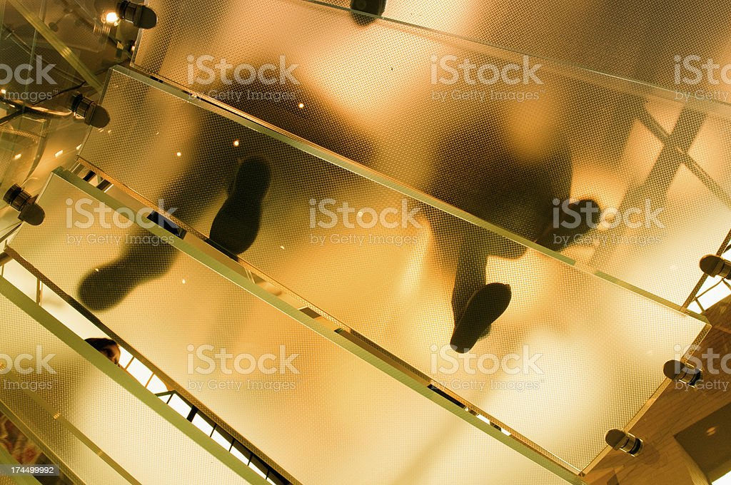 Staircase,NYC royalty-free stock photo